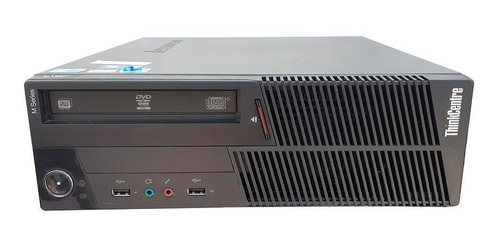 cpu lenovo m90p i5 8gb ssd 120gb wifi + monitor refurbished