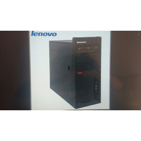 Cpu Lenovo Thinkcentre 4 Gb De Memória E 320 Gb De Hd