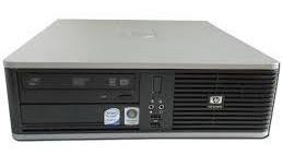 cpu mini dc5800  core 2 duo 2gb ddr2 c/ hd80