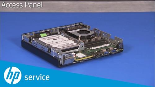 cpu mini hp intel core i3 4gb 500gb  - promoção