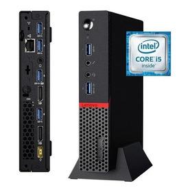 Cpu Mini Thinkcentre M900 I5-6600t 8gb Hd 500gb Win.10