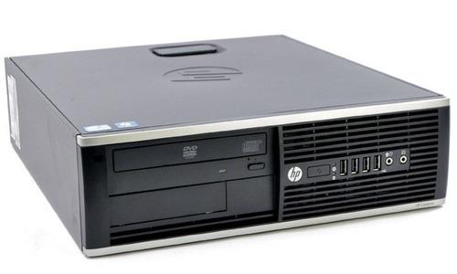 cpu + monitor hp compac elite core i7 4gb 500gb - barato