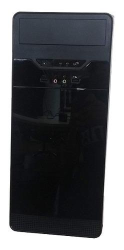cpu montada celeron hd 500gb 2gb ram windows 7 - oferta