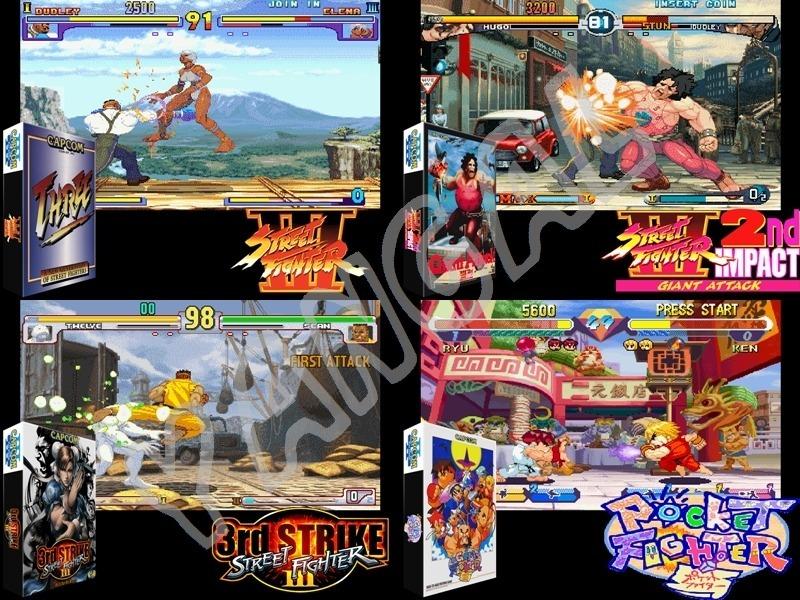 Cpu Multijuegos Con 2200 Juegos Arcade Clasicos Arequipa S 200
