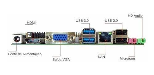 cpu nano pc tob compact dual core 2.4ghz 4gb 500gb hdmi wifi