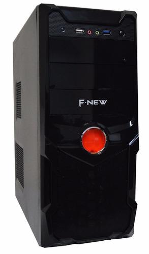 cpu nova intel c2d 3.0 + 4gb hd 500gb wifi boas p/ jogos