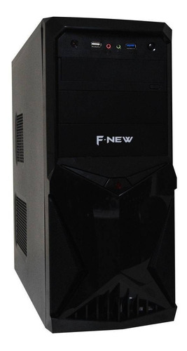 cpu nova intel core i5 8gb ssd 240gb fonte 500w real dvd