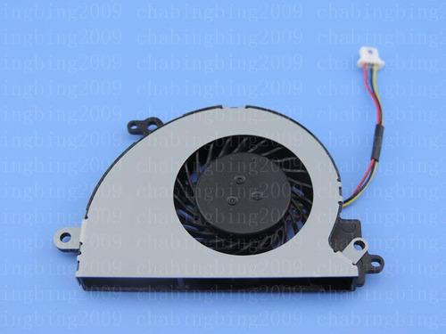 cpu original ventilador de refrigeración para asus x553ma k5