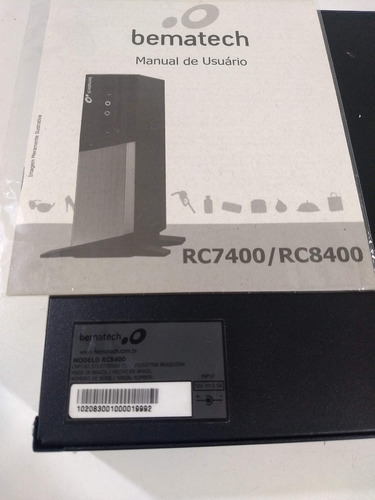 cpu para pdv bematech rc8400 4 gb 2 seriais