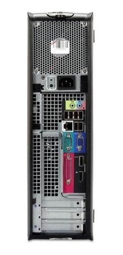 cpu pc desktop barato 8gb ram hd 120gb ssd - usado