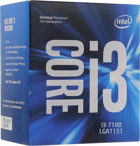 cpu pc gamer core i3 7100 16gb ddr4 gt 1030 hd 1tb 500w inte