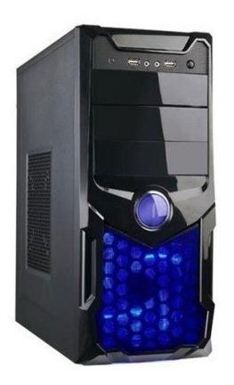 cpu pc gamer core i3 7100 7º ger. 8gb hd 1tb gtx 1060