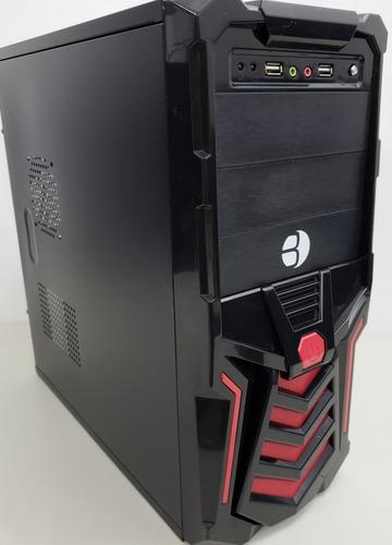 cpu pc gamer core i5 3470 3.6ghz 8gb hd 500gb fonte 350wts