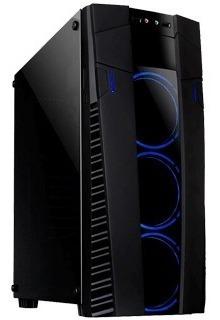 cpu pc gamer core i7 8700 16gb hd 2tb ssd 240 gtx 1660 600w