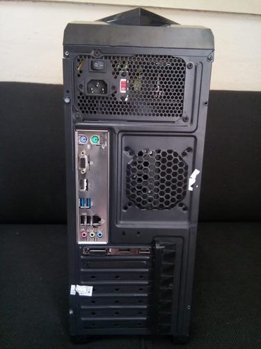 cpu pentium 3.30ghz-1151-gtx 1050 2gb-8gb ram-gamer