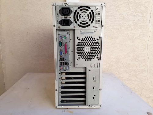 cpu pentium 4 2.40ghz 32 bits / 2gb ram / 40gb hd
