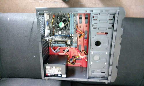 cpu pentium g 2.6 ghz-4gb-ram-ssd120gb- off board pc work