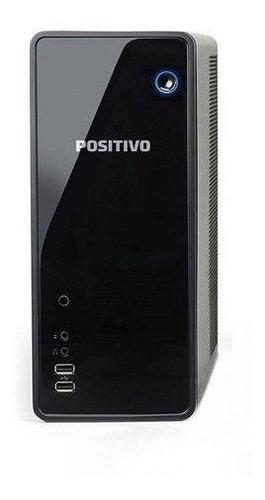 cpu positivo intel dual core 4gb hd 500gb - barato