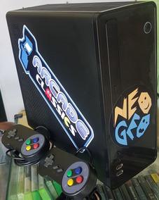 Cpu Retro Gamer Batocera 5 20 Com 12 Mil Jogos