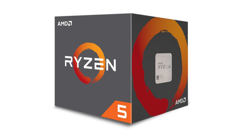 cpu ryzen 5 1600x serie oc mejor que un core i5 nuevo oferta