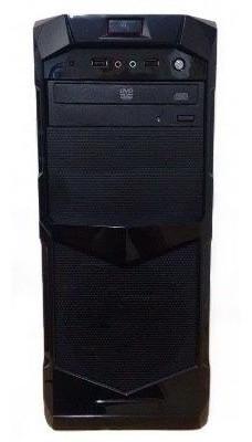 cpu torre celeron 4gb hd500 windows.7 vga com wi-fi + frete