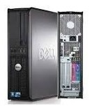 cpu torre dell 380 core2duo 3ghz+disco 250gb(nuev) +3gb ddr3