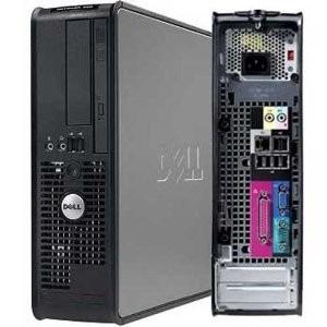 cpu torre dell optiplex 745 core 2 duo 2gb hd 80gb dvd