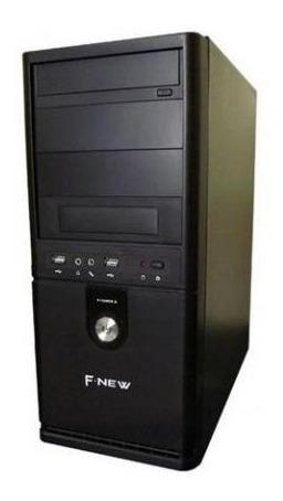 cpu torre intel celeron 4gb hd80 win.7 wifi + brinde + frete