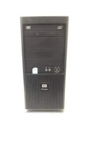 cpu usada hp pentium dual hd 80gb 12x sem juros!
