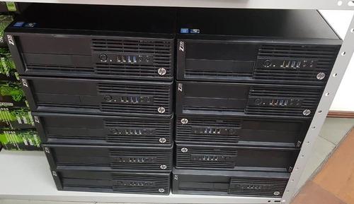 cpu workstation hp z230 intel xeon e3-1245 4gb hd 500 com nota fiscal e garantia até 12x sem juros pronta entrega