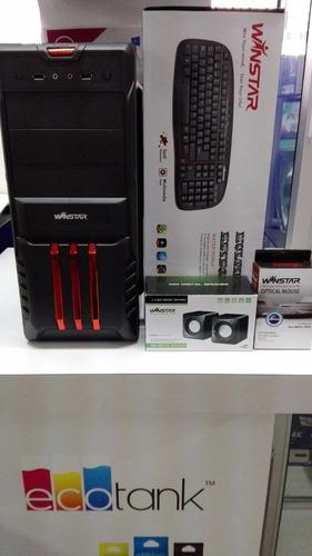 cpu´s core i3 4gbram 500gb disco 6ta generación oferta navid