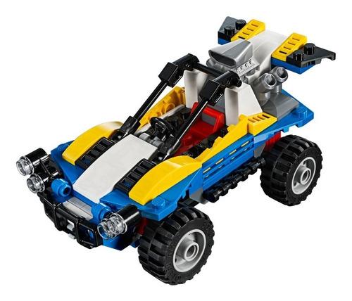 cr buggy arenero lego - 31087