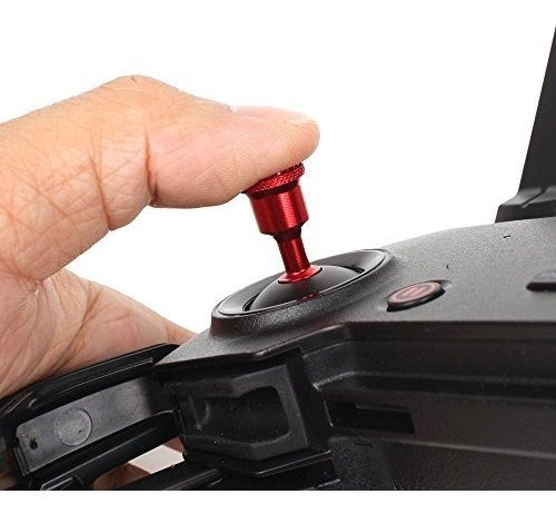 cr gearpro mando distancia metal palanca para dji