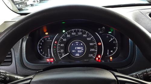 cr-v 2.0 lx flex 4p automático 2013/2013