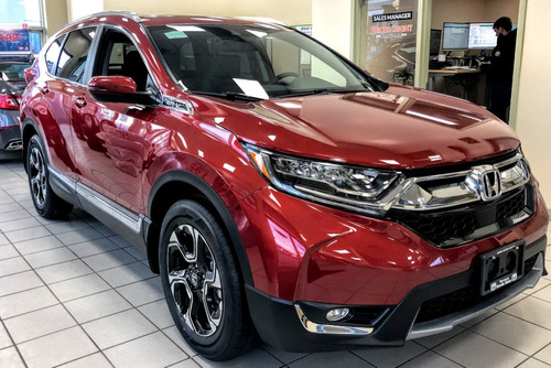 cr-v touring 1.5 ( aut ) 2019 0km - racing multimarcas