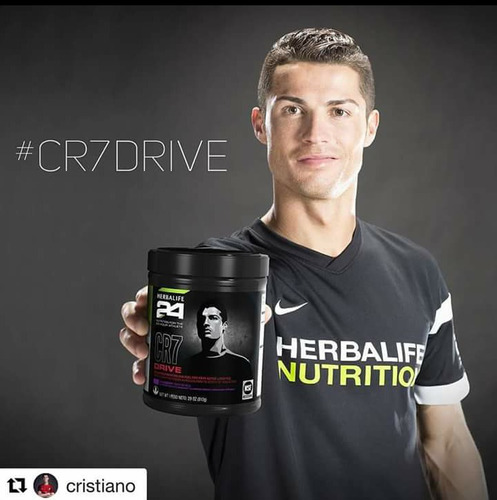 cr7 herbalife 24h