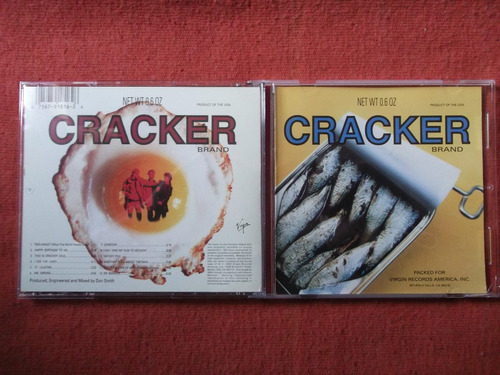 cracker - homonimo cd usa ed 1992 mdisk