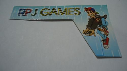 crackpots da show game p/ atari - loja centro rj