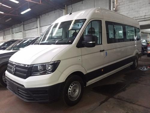 crafter pasajeros 2019 2.0 litros 140 hp nuevo