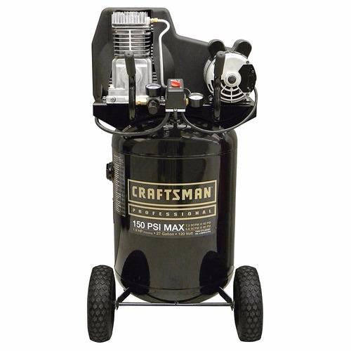 craftsman - compresor de aire profesional de 27 galones 1.9
