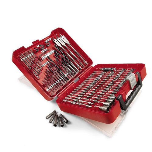 craftsman® juego de  100 piezas brocas y puntas mod 31639