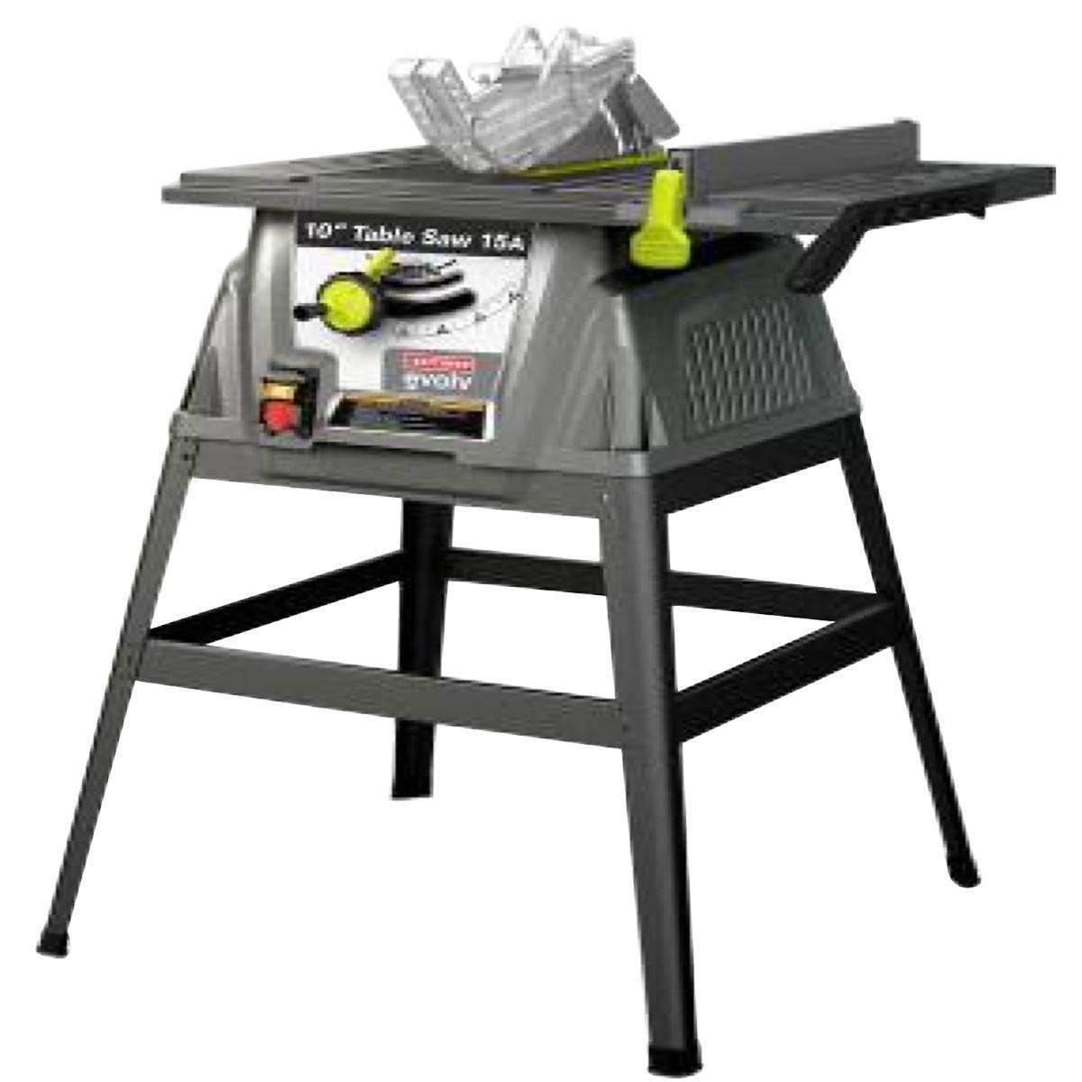 Craftsman sierra de mesa de 10 pulagas evolv envio gratis for Sierra de mesa milanuncios