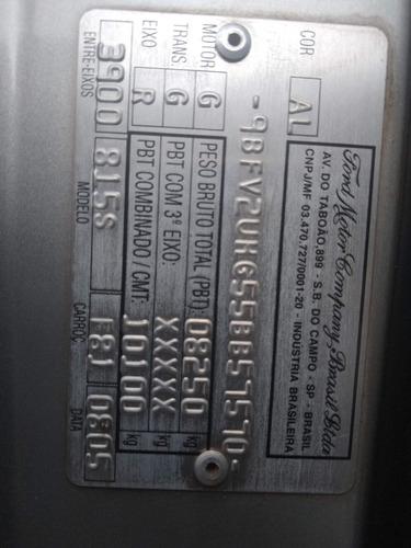 crago 815/05 prata baú