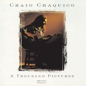 craig chaquico - a thousand pictures cd importado guitarra