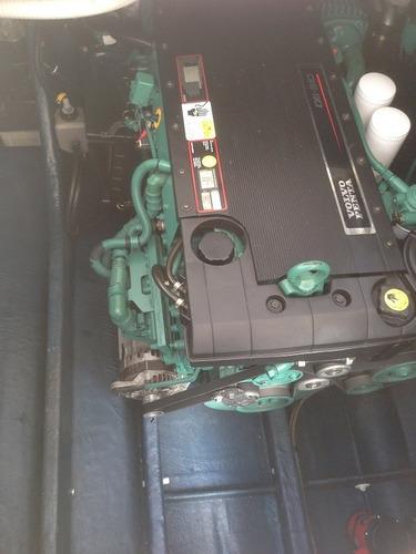 cranchi 40 2011 + 2x volvo penta d6 310 hp diesel