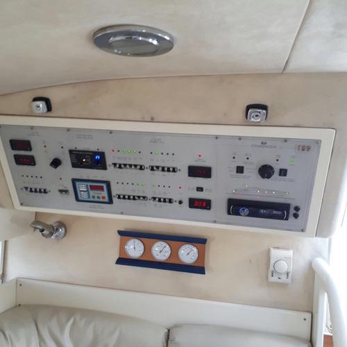 cranchi 40 (2)volvo 385hp  t.d l-de eje full equip