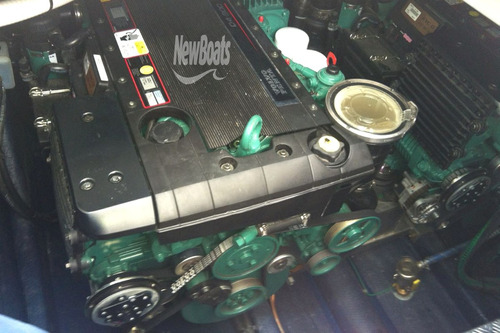 cranchi smeraldo 40  ar e gerador