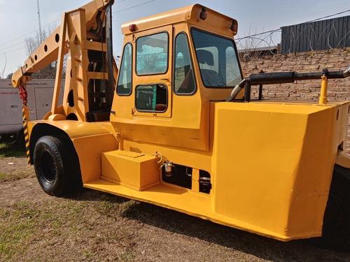 crane mobile grua 10 toneladas