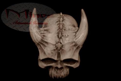 cráneo diablo grande