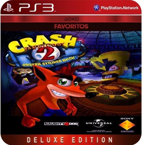 crash bandicoot 2 103mb ps3 store